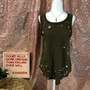 Chaser Tank Top in XSmall